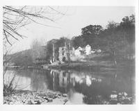 Razing of the pulp keg mill along Brandywine Creek
