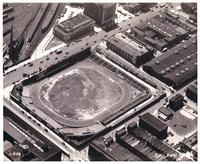Baker Bowl, National Speedway at Broad and Lehigh Streets