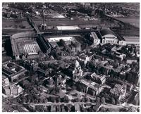University of Pennsylvania Hospital and stadiums