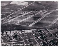 Philadelphia Municipal Airport, Refilling Operation, looking south