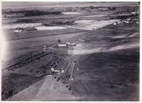 Bellanca Field during air meet