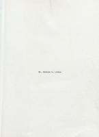 Interview with Charles H. Lickle, 1968 June 13 [transcript]