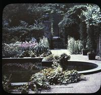 Gardens at Winterthur, estate of Henry Francis du Pont