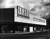 Sears Department Store in Mexico