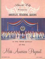 Official Yearbook of the Miss America Pageant, 1958