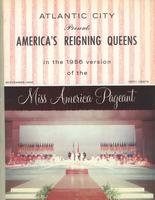 Official Yearbook of the Miss America Pageant, 1956