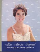 Official Yearbook of the Miss America Pageant, 1960