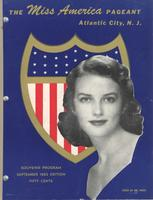 Official Yearbook of the Miss America Pageant, 1953