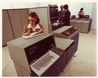 Sperry UNIVAC 90/80 system with models