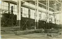 Building of Erie R.R. Tug No. 4