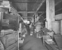 Pusey and Jones Pattern Storage