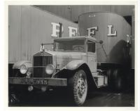 Pacific Freight Lines delivery truck