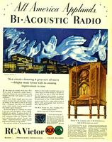 All America Applauds Bi-Acoustic Radio
