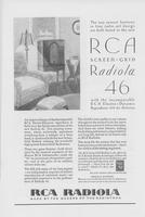 RCA Screen-Grid Radiola 46