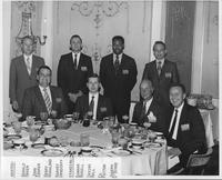 Conference attendees at 1970 conference for MCI regional carrier executives