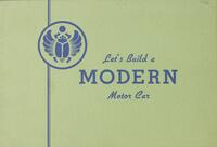 Let's Build a Modern Motor Car