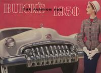 Buick's the fashion for 1950