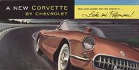 A New Corvette by Chevrolet