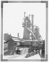 Blast furnace for ferromanganese, Colorado Fuel & Iron Company (Pueblo, Colo.)