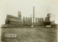 Blast Furnace No. 5 & 6, Maryland Steel Plant, Bethlehem Steel Company (Sparrows Point, Md.)
