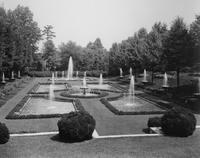 Water garden at Longwood