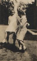 Unidentified children playing