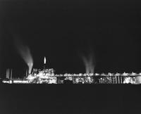 Memphis, Tennessee, plant night view