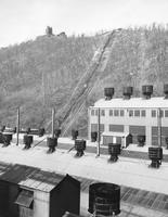 Mountain water unit at Belle, West Virginia, works