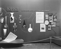 Display about chemistry during the Depression at DuPont Company exhibit in Atlantic City, New Jersey