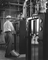 Automatic controls at Memphis, Tennessee, plant