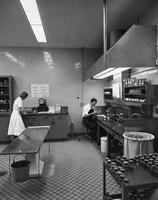 Pathology laboratory at Haskell Laboratory for Toxicology