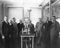 Opening of the Haskell Laboratory of Industrial Toxicology