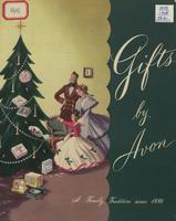 Gifts by Avon : a family tradition since 1886 [1948]