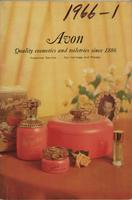 Avon : quality cosmetics and toiletries since 1886 [July-October 1966]
