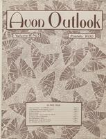 Outlook [March 1930]