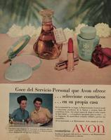 Magazine advertisement used in Cuba