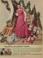 Magazine advertisement used in Germany