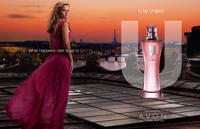 U by Ungaro Fragrance advertisement featuring Reese Witherspoon