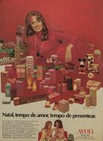 Magazine advertisement used in Argentina and Brazil