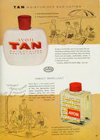Tanning and Insect Repellent from Avon
