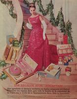 Magazine advertisement used in Latin America