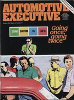 Automotive Executive, Vol. 05, No. 10