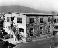 Change House at DuPont Company South San Francisco Plant