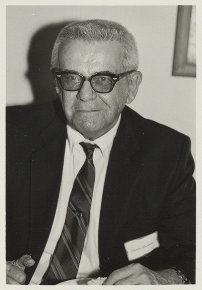 Interview with George Macklem, 1984 April 13 [audio]