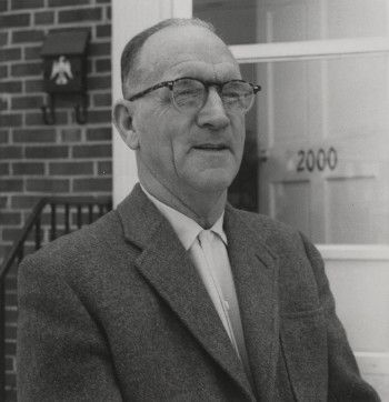 Interview with Francis J. Friel, 1960 September 20 [audio](part 1)