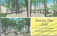 Whistling Pines Motel