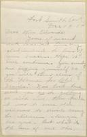 [Percie?] Holden to Nora Edwards, 1904-12-19