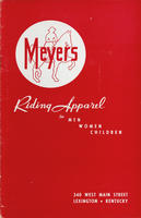 Meyers Riding Apparel for Men, Women, and Children