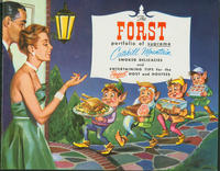 Forst Portfolio of Supreme Catskill Mountain Smoked Delicacies and Entertaining Tips for the Perfect Host and Hostess