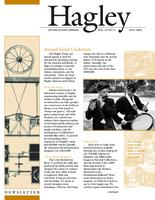 Hagley Newsletter [Fall 2003]